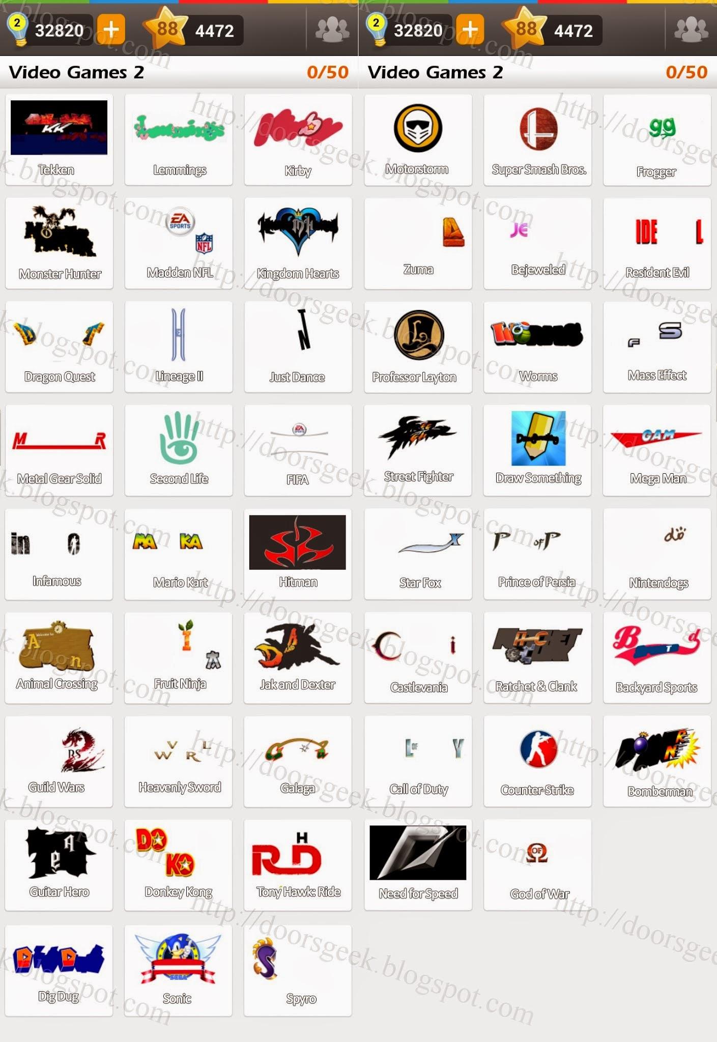 Quiz Logo Spiel Lösungen
